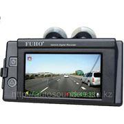 FUHO CDR-E22 GPS/3D/G-sensor/ Google map/voice recorder фото