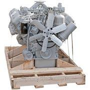 Двигатель ЯМЗ-238М2-6 (УралАЗ) без КПП и сц. (240 л.с.) АВТОДИЗЕЛЬ № 238М2-1000192
