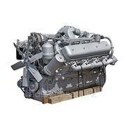 Двигатель ЯМЗ-238НД3-осн. (ПТЗ) без КПП и сц. (235 л.с.) АВТОДИЗЕЛЬ № 238НД3-1000186