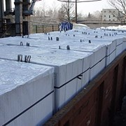 Блоки газосиликатные плотностью d-350, 500. фото