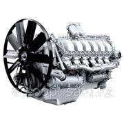 Двигатель ЯМЗ-8401.10-24 (МЗКТ) без КПП и сц. (650 л.с.) АВТОДИЗЕЛЬ 8401.1000186-24