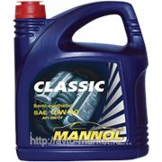 Масло моторное MANNOL CLASSIC SAE 10W-40; API SM/CF; ACEA A3/B4 фото
