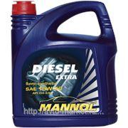 Масло моторное MANNOL DIESEL EXTRA SAE 10W-40; API CH-4/SL; ACEA B3/A3