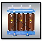 Трехфазный силовой трансформатор с литой изоляцией ТЛС фото