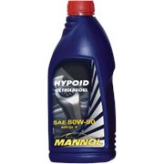 Масло трансмиссионное MANNOL HYPOID GETRIEBEOEL SAE 80W-90; GL-5 фото