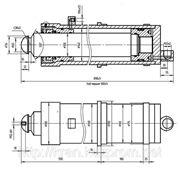 Гидроцилиндр ЦГ-140.100х500.55 фото
