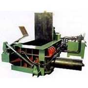 Гидравлический пакетировочный пресс для переработки металла Y81F-125G hydraulic hot press machine фото