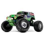 Traxxas Monster Jam Grave Digger 1:10 RTR фото