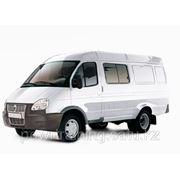 Цельнометаллический фургон ГАЗ 2705 ( ГАЗель ) фото