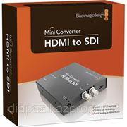 Мини Конвертор HDMI в SDI Blackmagic фото