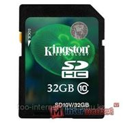Карта памяти Kingston SD10V/32GB фото
