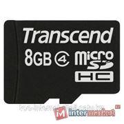 Карта памяти Transcend TS8GUSDC4 фото