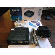 Модем ZyXEL P660RT2 EE ADSL2+ для интернета мегалайн, без абонентской платы фото