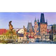 Осенние каникулы в Праге фото