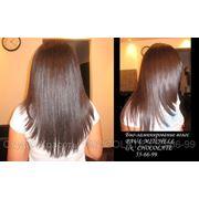 Биоламинирование волос Paul Mitchell фото