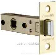 Защелка врезная LH 120-50-25 SG Матовое золото SKIN, прямая Код: 17591 фото