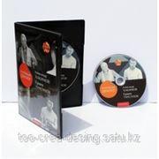 Дизайн и изготовление упаковки для CD/DVD дисков фото