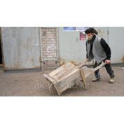 Манекены строителей Забайкальской железной дороги фото