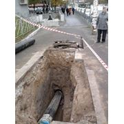 Прокладка газопроводов фото