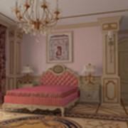 Интерьер гостиньец