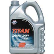 Titan Fuchs Supersyn PLUS 5W-40 4л фото