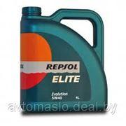 Repsol Elite Evolution 5W-40 4л фото
