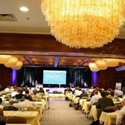 Организация корпоративных конференций фото