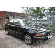 BMW 528I E39 1999 г. в. фото