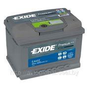 Аккумуляторы EXIDE EA602 фото