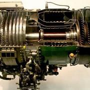 Двигатели газотурбинные фото