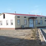 Здания сборно-разборные из панельно-стоечной конструкции (ПСК) фото