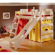 Детская мебель Bambini + горка фото