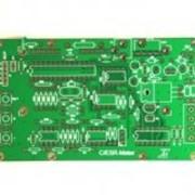 Печатная плата для электронных устройств C/ESR-Meter фото