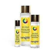 Sunglitz Восстанавливающий натуральный жидкий шелк для блондинок, 50мл фото