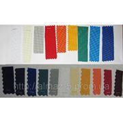Ткань тентовая полиэстеровая с полиуретановым и ПВХ покрытием фото