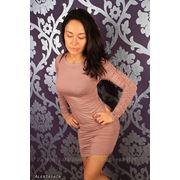 Платье короткое фото