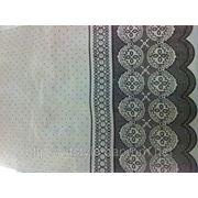 Ткань плащевая — Мемори с нанесением флока