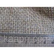 Ткань мешочная. Мешковина джутовая плотностью 200, 250, 270, 430 г\м.кв фото