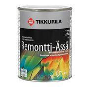 Краска Tikkurila Ремонтти Ясся 0.9л. , база А фото