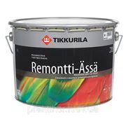 Краска Tikkurila Ремонтти Ясся 9л. , база А фото