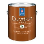 Интерьерная краска DURATION HOME фото