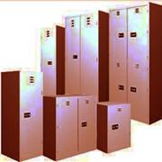 Металлические шкафы фото