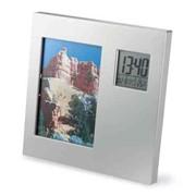 Фоторамка с часами (9х13) 23029 фото