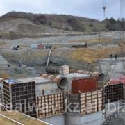 Строительство каналов и водоотводящих сооружений фото