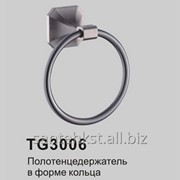 Кольцо д/руч. полот. с крючком TG3006 сатин фото
