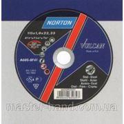 Круг отрезной NORTON STARLINE 125x1,0x22,23 мм фото