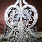 Художественная ковка металла фото