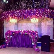 Оформление свадеб в Алматы фото