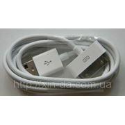 Кабель Usb для iPhone 4, 4S, iPad фото