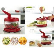 Kitchen King PRO™ Manual Food Processor, ручной кухонный комбайн, измельчитель овощей фото